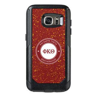 Phi Kappa Theta | Badge OtterBox Samsung Galaxy S7 Case