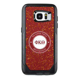 Phi Kappa Theta | Badge OtterBox Samsung Galaxy S7 Edge Case