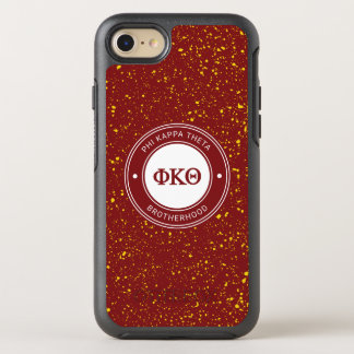 Phi Kappa Theta | Badge OtterBox Symmetry iPhone 8/7 Case