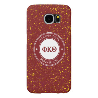 Phi Kappa Theta | Badge Samsung Galaxy S6 Cases