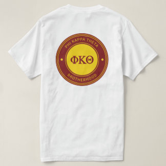 Phi Kappa Theta | Badge T-Shirt
