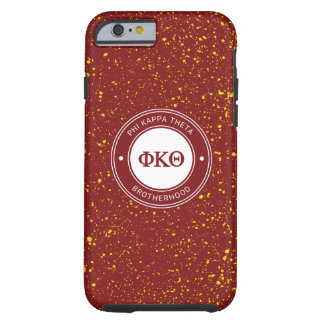 Phi Kappa Theta | Badge Tough iPhone 6 Case