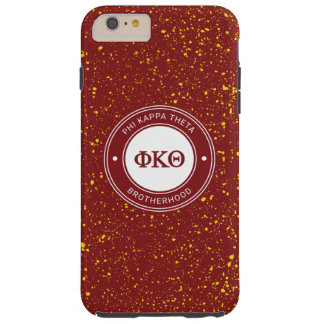 Phi Kappa Theta | Badge Tough iPhone 6 Plus Case