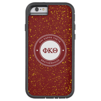 Phi Kappa Theta | Badge Tough Xtreme iPhone 6 Case