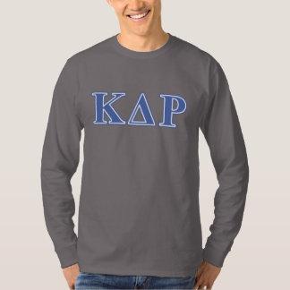 Phi Kappa Theta Blue Letters T-Shirt