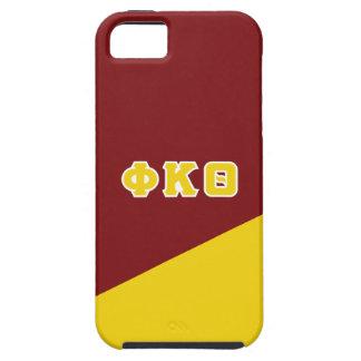 Phi Kappa Theta   Greek Letters iPhone 5 Covers