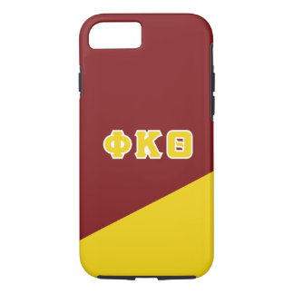 Phi Kappa Theta | Greek Letters iPhone 8/7 Case