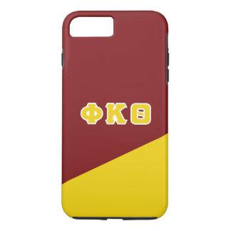 Phi Kappa Theta   Greek Letters iPhone 8 Plus/7 Plus Case