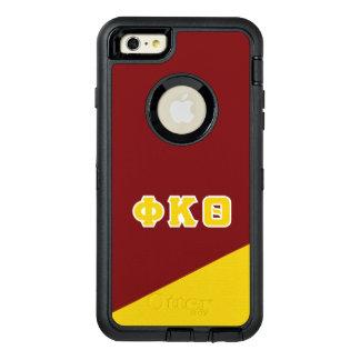 Phi Kappa Theta   Greek Letters OtterBox Defender iPhone Case