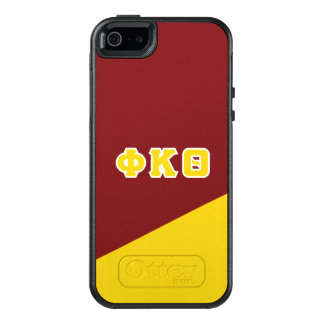 Phi Kappa Theta | Greek Letters OtterBox iPhone 5/5s/SE Case