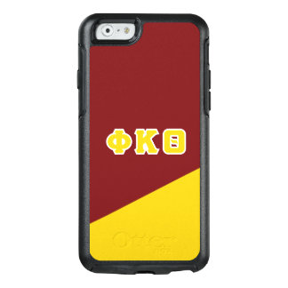Phi Kappa Theta | Greek Letters OtterBox iPhone 6/6s Case