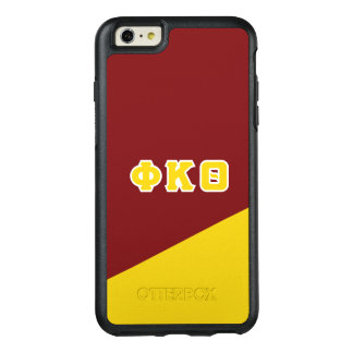 Phi Kappa Theta | Greek Letters OtterBox iPhone 6/6s Plus Case
