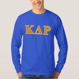 Phi Kappa Theta Orange Letters T-Shirt