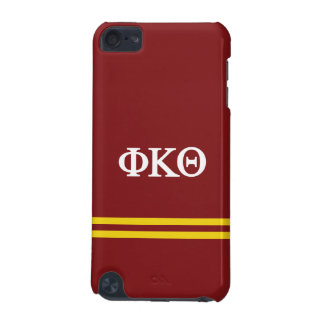 Phi Kappa Theta | Sport Stripe iPod Touch 5G Cover