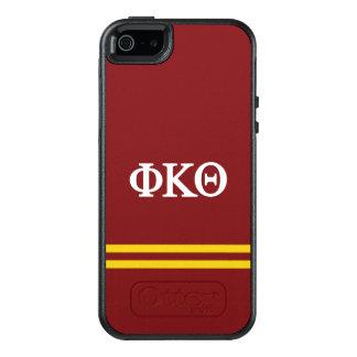 Phi Kappa Theta   Sport Stripe OtterBox iPhone 5/5s/SE Case
