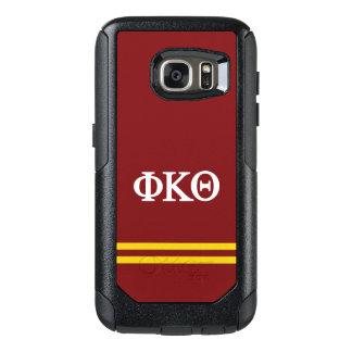 Phi Kappa Theta | Sport Stripe OtterBox Samsung Galaxy S7 Case