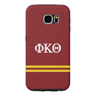 Phi Kappa Theta | Sport Stripe Samsung Galaxy S6 Cases