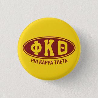 Phi Kappa Theta | Vintage 3 Cm Round Badge
