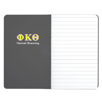 Phi Kappa Theta Yellow and Purple Letters Journal