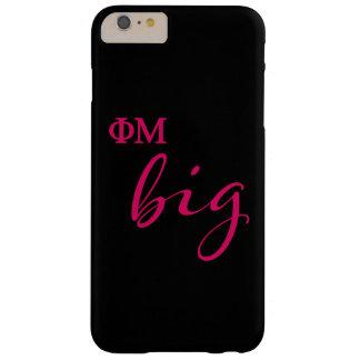 Phi Mu Big Script Barely There iPhone 6 Plus Case