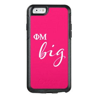 Phi Mu Big Script OtterBox iPhone 6/6s Case