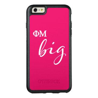 Phi Mu Big Script OtterBox iPhone 6/6s Plus Case
