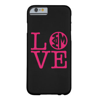 Phi Mu Love Barely There iPhone 6 Case