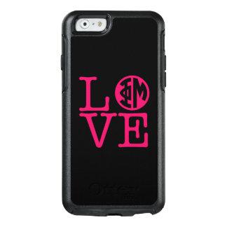 Phi Mu Love OtterBox iPhone 6/6s Case