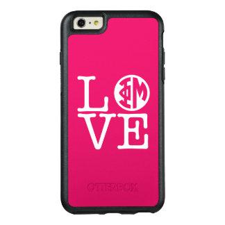 Phi Mu Love OtterBox iPhone 6/6s Plus Case