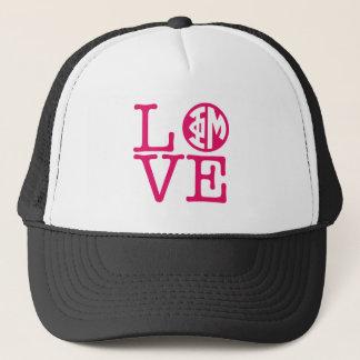 Phi Mu Love Trucker Hat