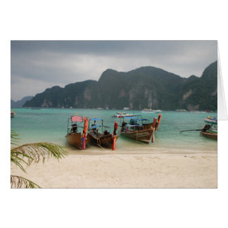 Phi Phi Thailand Card