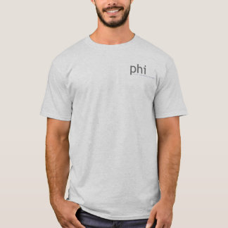 PHI Team Shirt, version 1 T-Shirt