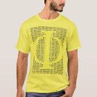 Phi / The Golden Ratio T-Shirt
