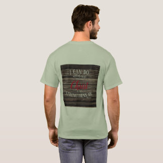 Phil 4:13 I Can Do... T-Shirt