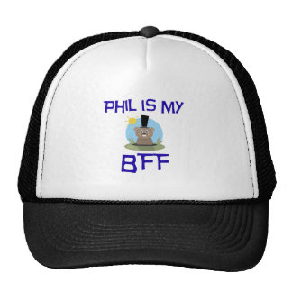 Phil is my BFF Mesh Hat