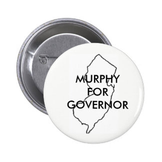 Phil Murphy for New Jersey Governor 2017 6 Cm Round Badge