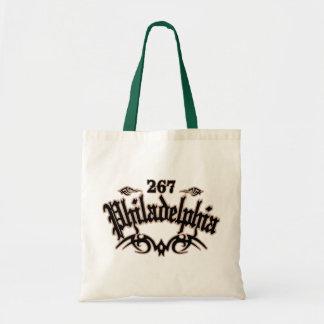 Philadelphia 267 tote bag