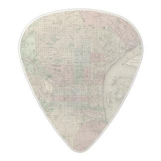Philadelphia 3 acetal guitar pick