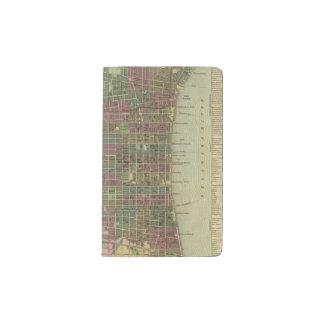 Philadelphia 4 pocket moleskine notebook