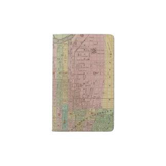 Philadelphia 6 pocket moleskine notebook