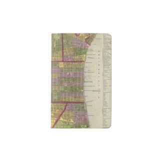 Philadelphia 7 pocket moleskine notebook