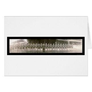 Philadelphia Athletics Photo 1913 Card