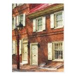 Philadelphia Brownstone' Postcards