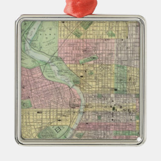 Philadelphia, Camden Christmas Ornament