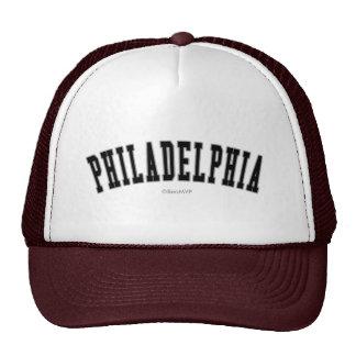 Philadelphia Cap
