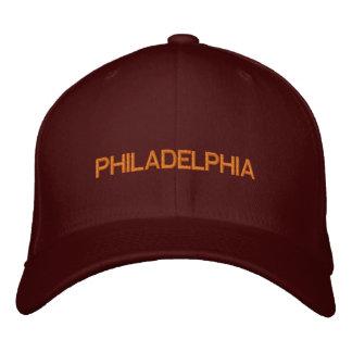 Philadelphia Cap Embroidered Baseball Cap