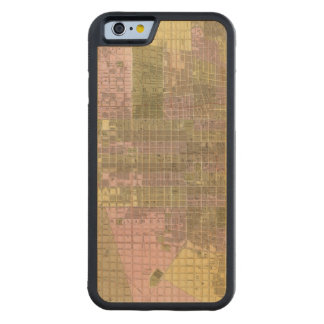 Philadelphia Carved Maple iPhone 6 Bumper Case