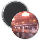 Philadelphia Cheesesteak 6 Cm Round Magnet