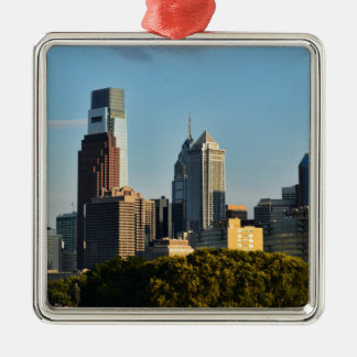 Philadelphia Christmas Ornament