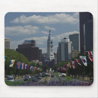 Philadelphia City Hall Mouse Mat